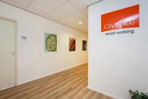 CityOffice Zwolle - Gezamenlijke hal